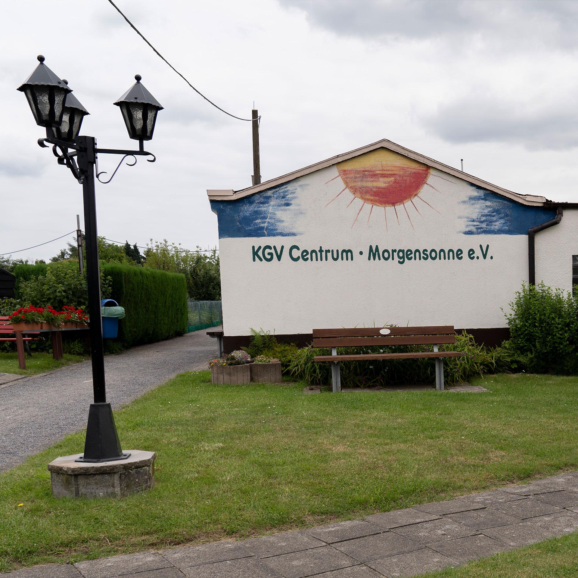 Kleingartenverein Centrum Morgensonne