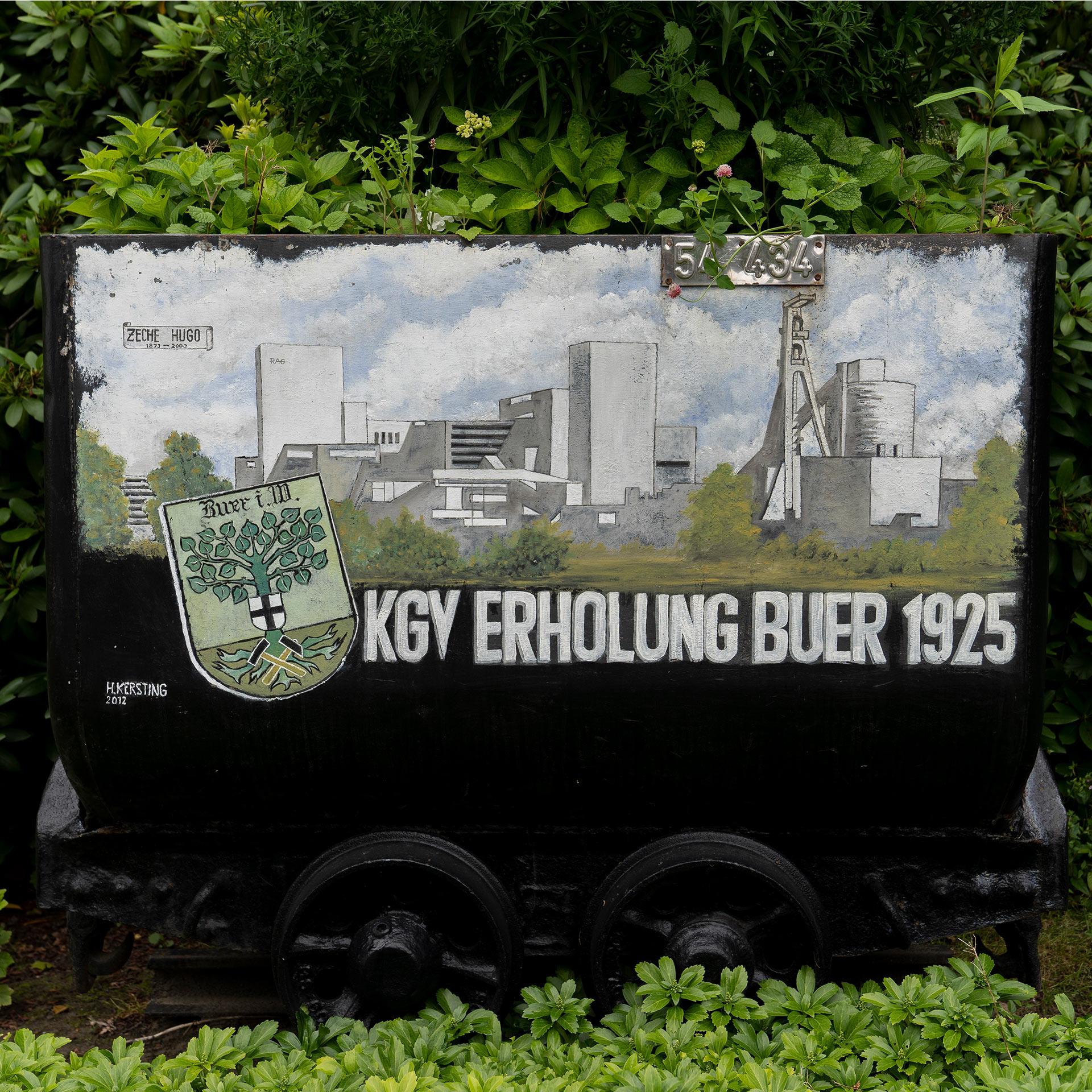 Kleingartenverein Erholung Buer