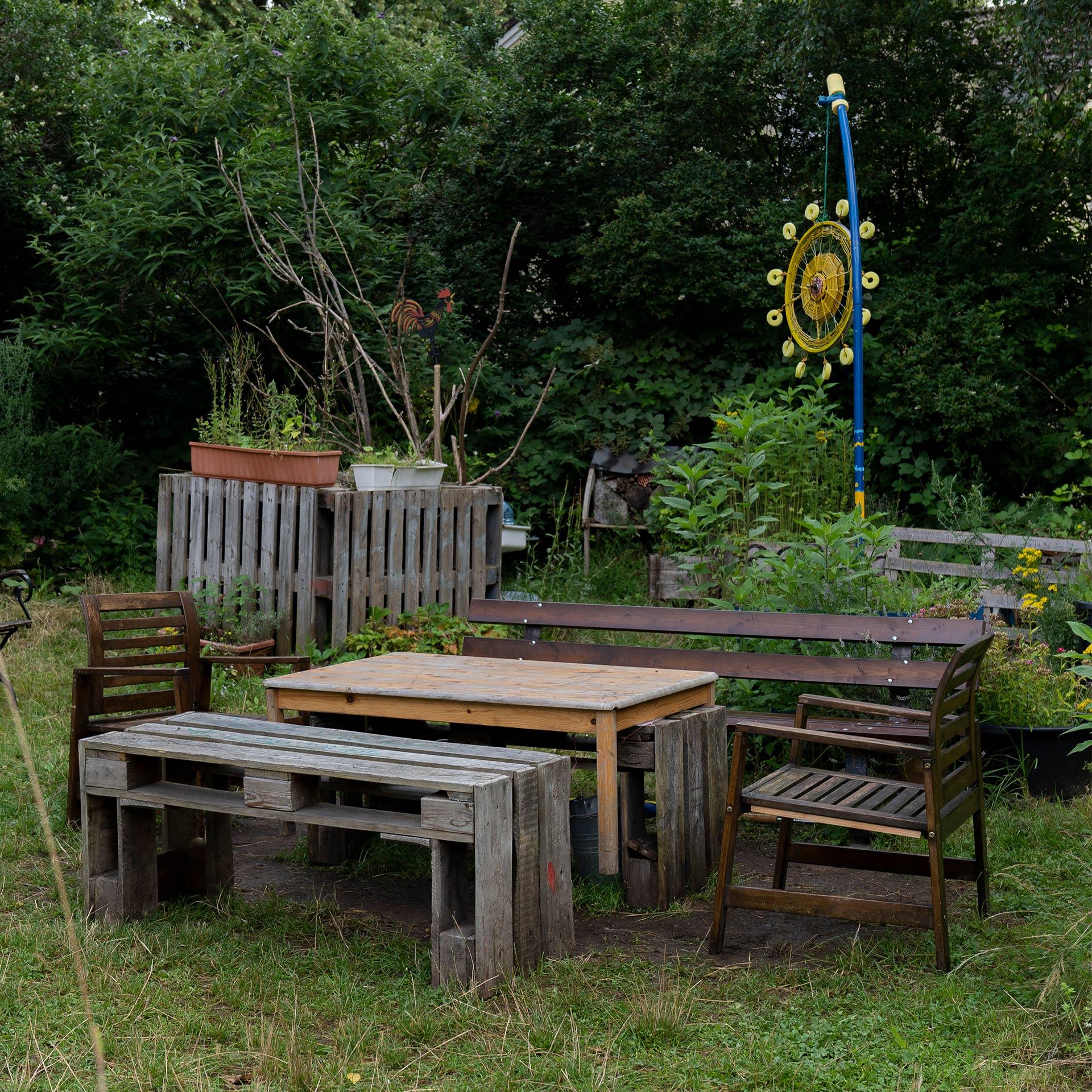 Gemeinschaftsgarten Ückendorf Gelsenkirchen